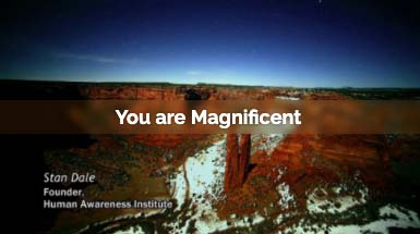 You Are Magnificient